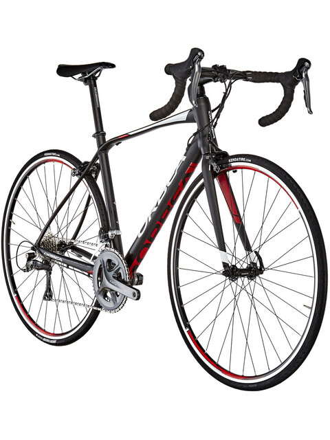 ORBEA Avant H60 2. Wahl Black-Red-White